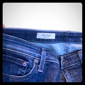 A and G Angel Boot cut jeans
